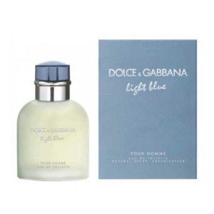 Dolce & Gabbana Light Blu Pour Homme Eau De Toilette