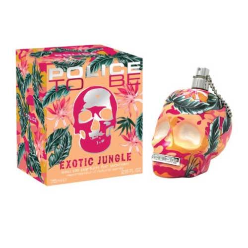 Police To Be Exotic Jungle For Woman Eau de Parfum