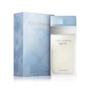 Dolce & Gabbana Light Blu Donna Eau De Toilette