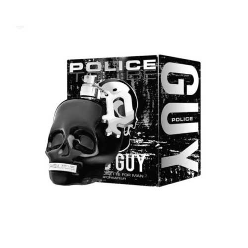 Police To Be Bad Guy Eau De Toilette