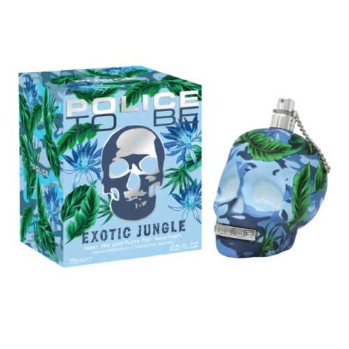 Police To Be Exotic Jungle For Man Eau de Toilette