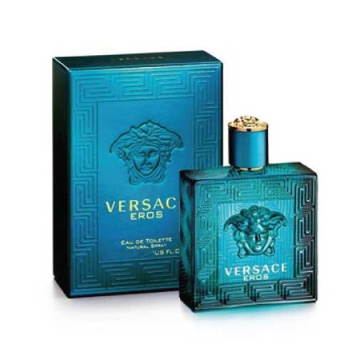 Versace Eros Eau De Toilette Uomo