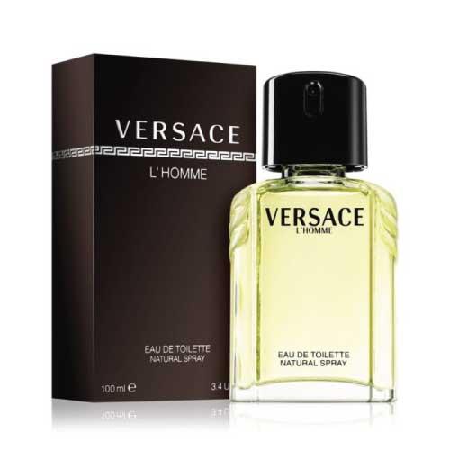 Versace L'Homme Eau De Toilette Uomo