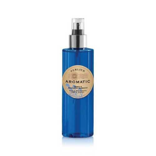 Perlier Aromatic Acque Corpo Ambra & Bacche Di Sambuco 200ml