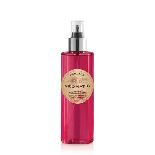 Perlier Aromatic Acque Corpo Rosa & Muschio Bianco 200ml