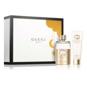 GUCCI – guilty eau de parfum 50 ml+body lotion 100 ml