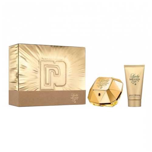 Paco Rabanne Lady Million Eau de Parfum 50 ml Cofanetto