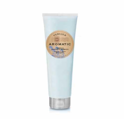 Perlier Aromatic Idratante Corpo Ambra & Bacche Di Sambuco 250ml