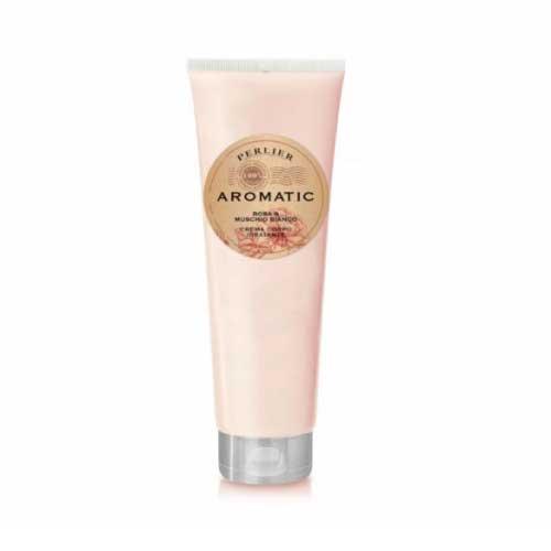 Perlier Aromatic Idratante Corpo Rosa & Muschio Bianco 250ml
