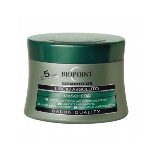 Biopoint Professional Maschera Liscio Assoluto 250ml