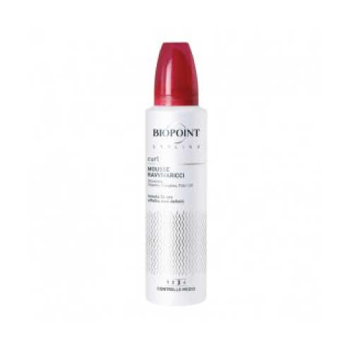 Biopoint Styling Curl Mousse Ravvivaricci 150ml