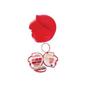 Pupa Squirrel 3 Rosso Cofanetto - 003