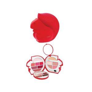 Pupa Squirrel 3 Rosso Cofanetto - 013