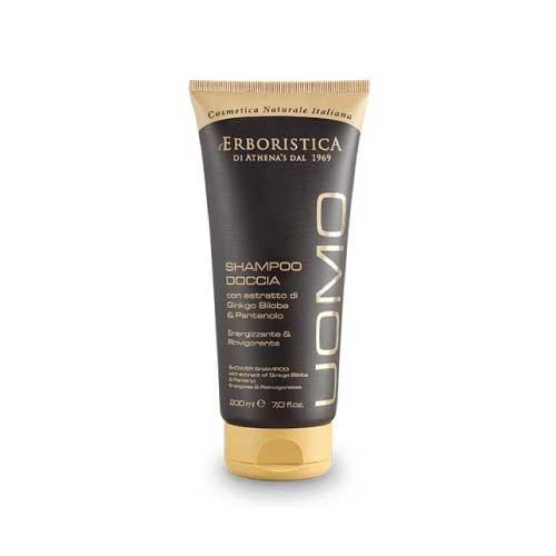 Athena's L'Erboristica Uomo Shampoo Doccia 200ml