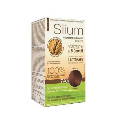 Silium Colorazione Permanente ai 5 Cereali 7.40 Cannella