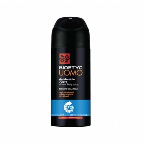 BioEtyc Uomo Deodorante 72 ore Active