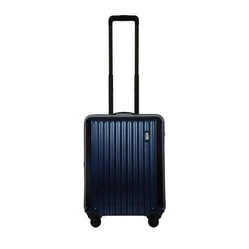 Valigia-trolley BRIC'S cm 40x55x20 Linea RICCIONE Blu
