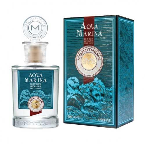 Monotheme Aqua Marina Eau De Toilette pour Homme