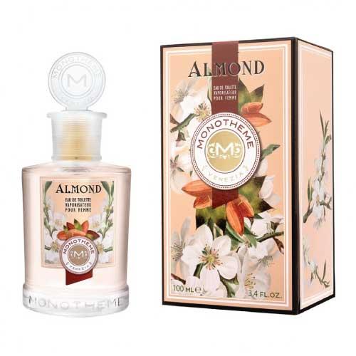 Monotheme Almond Eau De Toilette pour Femme