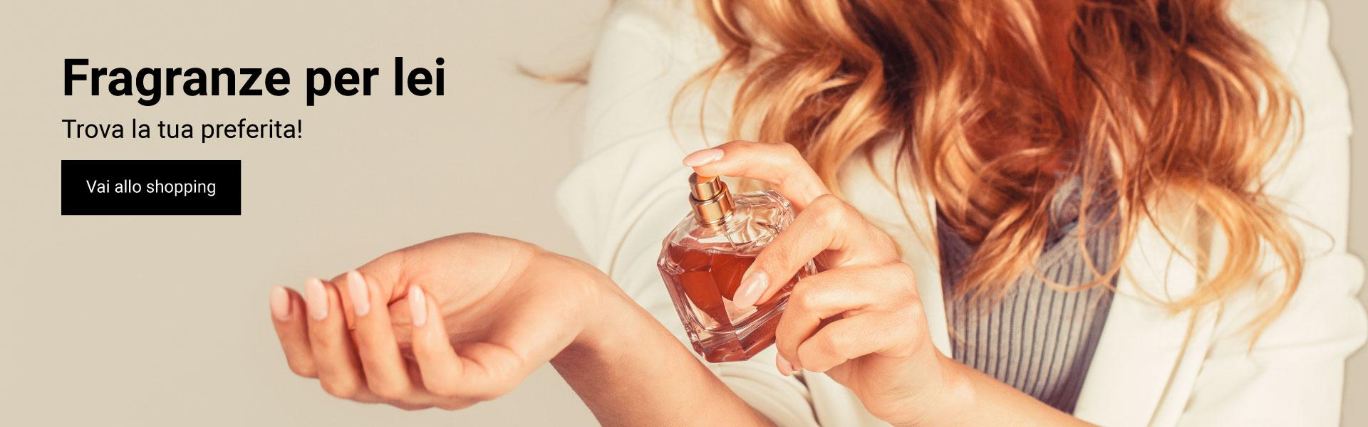 Profumeria Essenza | Vasto assortimento di profumi e cosmetici per uomo e donna